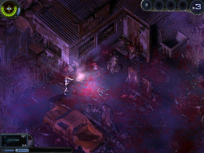 Zombie Shooter 2 Screenshot