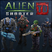 Alien Shooter 2 Video
