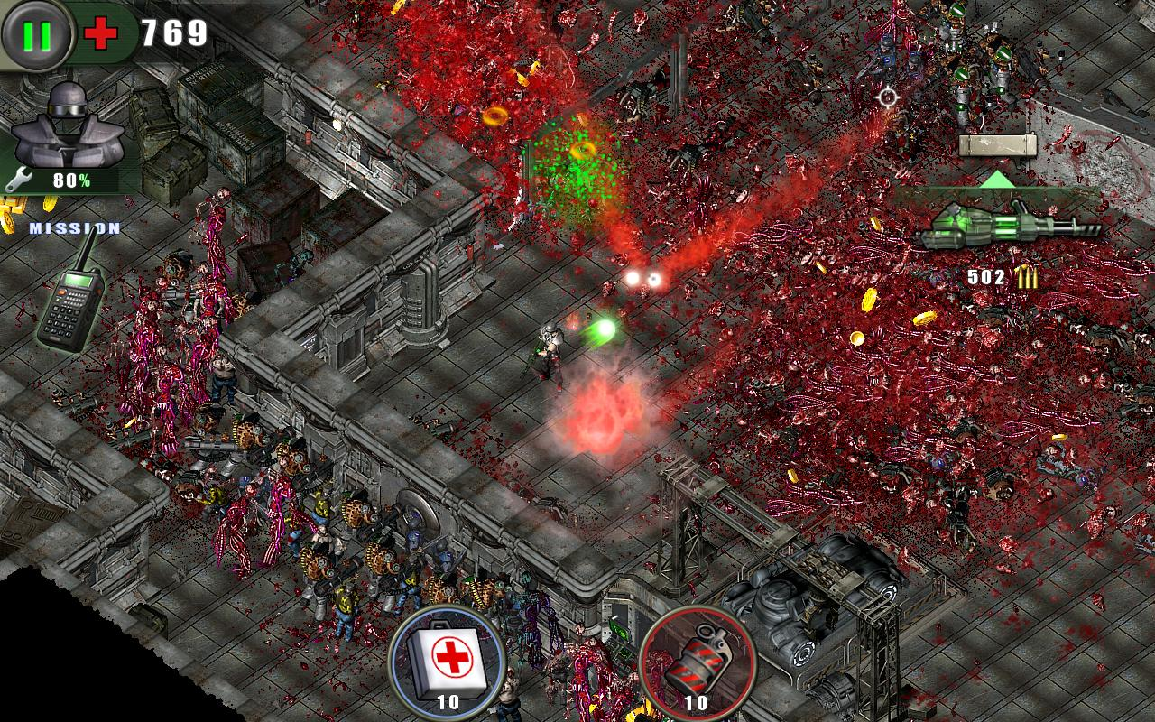 zombie shooter game free download for android